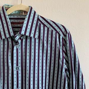Robert Graham Shirts - Robert Graham Men's Dress Shirt